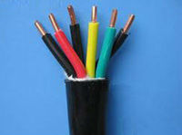 Flexible Control Cable,XLPE Insulated,Copper Conductor,Braiding Shielded