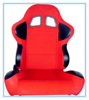 XH-7011B Universal Car Seat Cloth Racing Car Seat Colorful Sport Car Seat