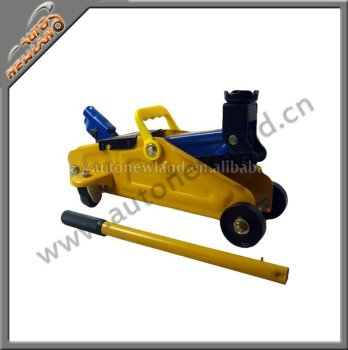 2 ton yellow hydraulic floor jack