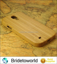 Cherrywood Wood Back Cover Case for Samsung Galaxy S4 Wooden Cover Case