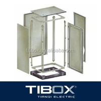 TIBOX High Quality Waterproof Metal Electric Switchboard PLC cabinet