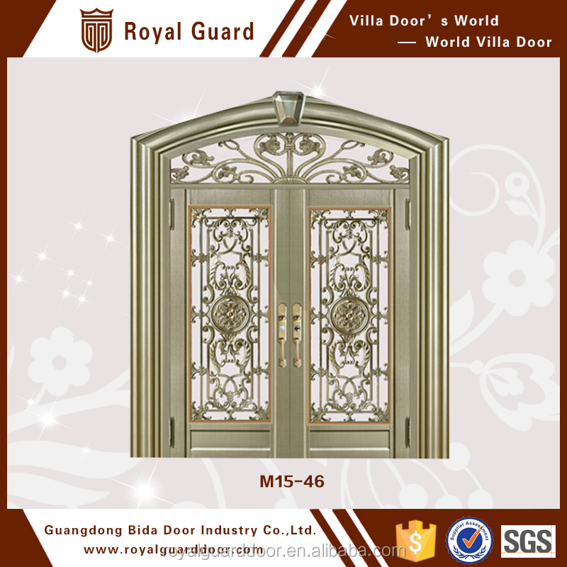 Apartment China Metal Entry Stainless Steel Fireproof Fire Rated Door