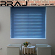 RRAJ Aluminium Slats for Venetian Rolller Blinds Window Blinds Paypal AJ10 LD9006 Blue 0.18mm Thickness
