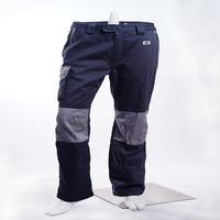 EN340 100% cotton safety cargo work trousers