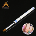 Nail art drawing brush pen unique manicure pen with Chinese flower pattern painting