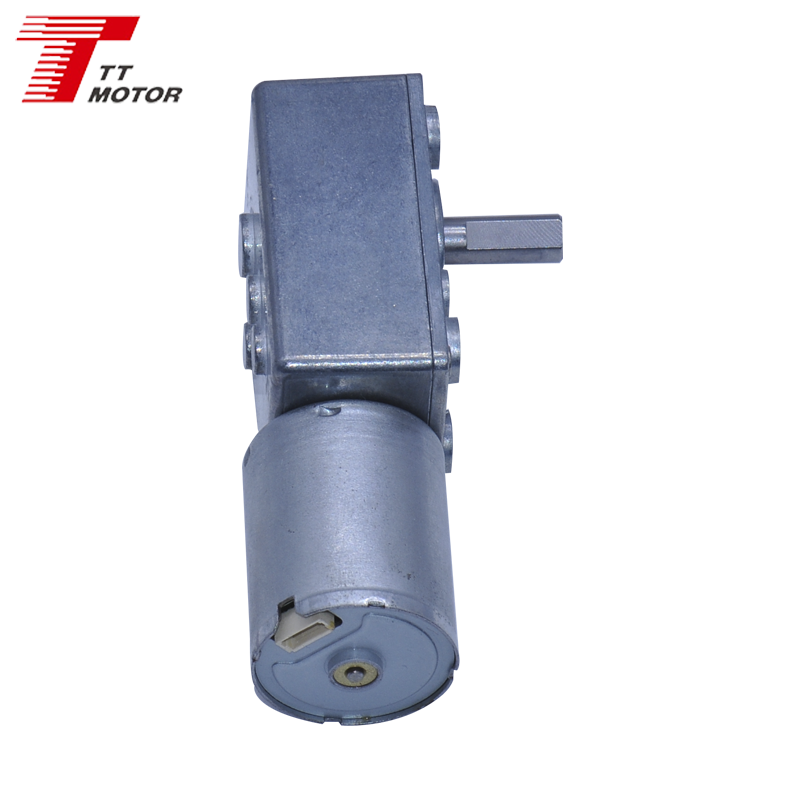 32*46mm worm gearbox plus 370&320 dc motor