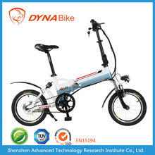Dynabike Butterfly F3 - Dynamo strong covered foldable Electric Bicycle/XDS