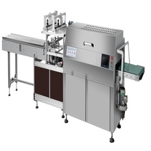 New! Automatic Horizontal Four Edges / Sides Vertical Sealing Packing Machine