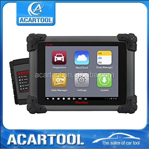 2015 New Release Genuine Autel MaxiSys MS908 Smart Automotive Diagnostic and Analysis System Free internet Update+Multi-Language