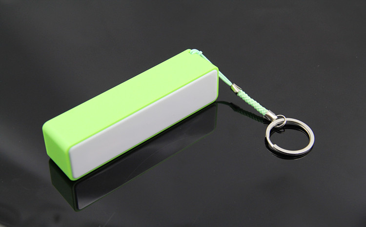 Different Types Consumer Products 2600mAh POWER BANK HW-PB-004(Green)
