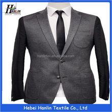65% polyester 35% viscose uniform fabrics/ polyester viscose tencel spandex woven fabric for men suit