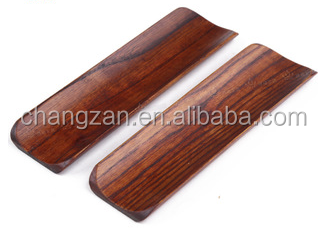 Japanese Tableware boutique selling original single authentic wooden flat-bottomed multifunction wood napkin holder napkin pad
