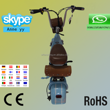 New model 2 wheel fat tyre electric scooter with high quality best promote gift