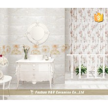 China Foshan Low Price Interior Wall Tile Design, Bathroom Tiles