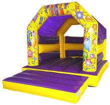 inflatable mini jumper/kids bounce castle