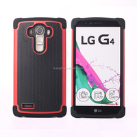 Urban Armor Gear (UAG) Tough Tuff Rugged Protective Rear Case Cover for LG G4