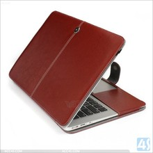 2016 New Coming Replacement Tablet Flip Leather Protective Back Cover Case For Apple MacBook Air 13 ''