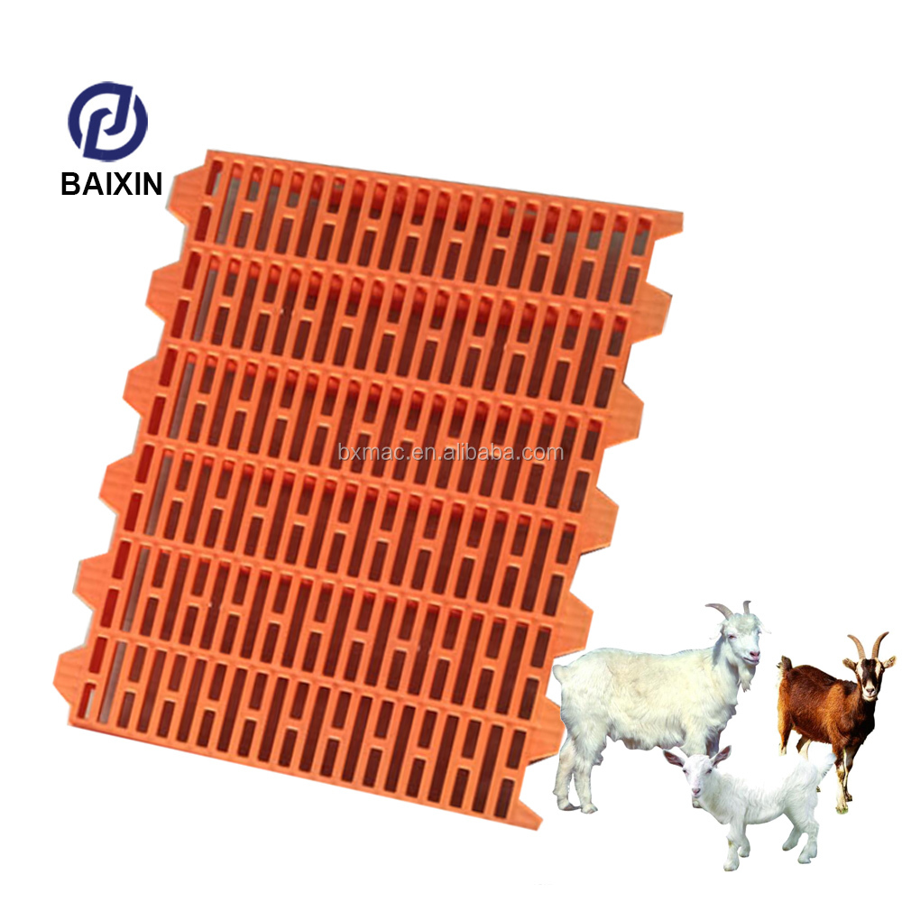 Wholesale Heavy Load Plastic Pig Floor For Pig/Goat Farming Plastic Slat Floor
