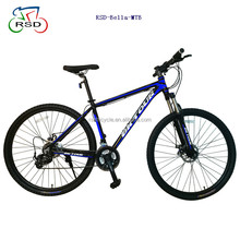 26 inch Chinese carbon steel mountain bicycle, sport carbon steel mountain bike parts MTB carbon frame 27.5 With low price