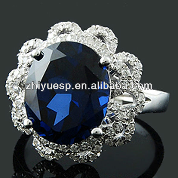 fashion sterling silver cam ring wholesale