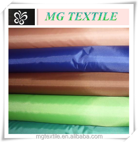 MG Textile Breathable Water Resistant Polyester Fabric