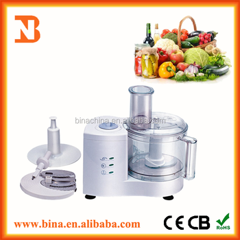 New Product 2018 Hot Sale multi-function Food processor