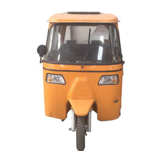 Adult 6 passager electric tuk tuk three wheeler rickshaw enclosed cabin tricycle