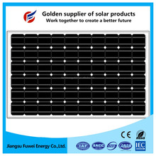 High efficiency mono 330w solar panel for air conditioner