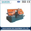 GZK-4250A CNC Automatic Horizontal Metal Band Sawing Machine