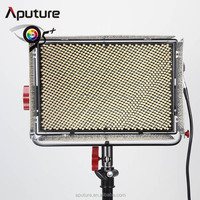Aputure new LED video light Light Storm 1c led video light with barn doors