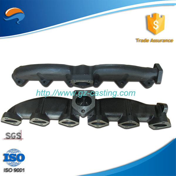 high quality 330d downpipe cheap price wholesale from China iron casting supplier