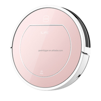 ILife V7S CHUWI 2 in 1 Wet Robot Vacuum Cleaner for Home Wet Dry Clean Water Tank Double Filter Ciff Sensor Self Charge