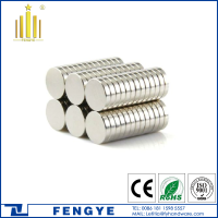 high quality N35 strong disc magnets for less