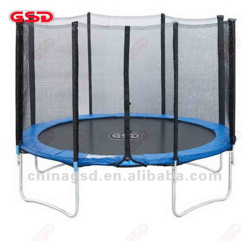 GSD 14FT TRAMPOLINE WITH SAFETY NET