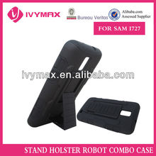 fashion stand robort holster case for samsung i727