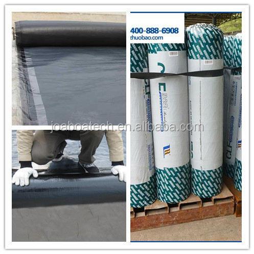 waterproof floor underlayment damp proof membrane waterstop wall materials