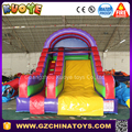 18OZ vinyl Jb inflatable mini slide for yard