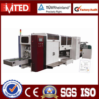 automatic paper packing machine for food