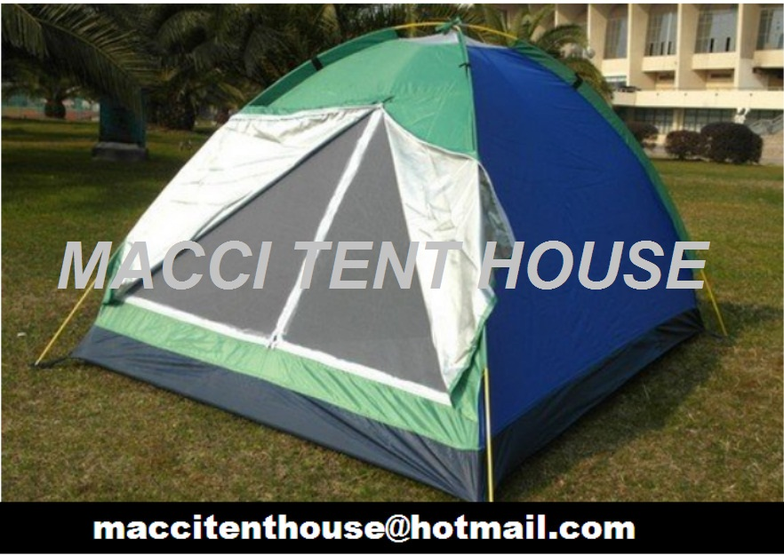 Picnic Camping Tent (For 2, 4, 6, 8, & 10 persons)