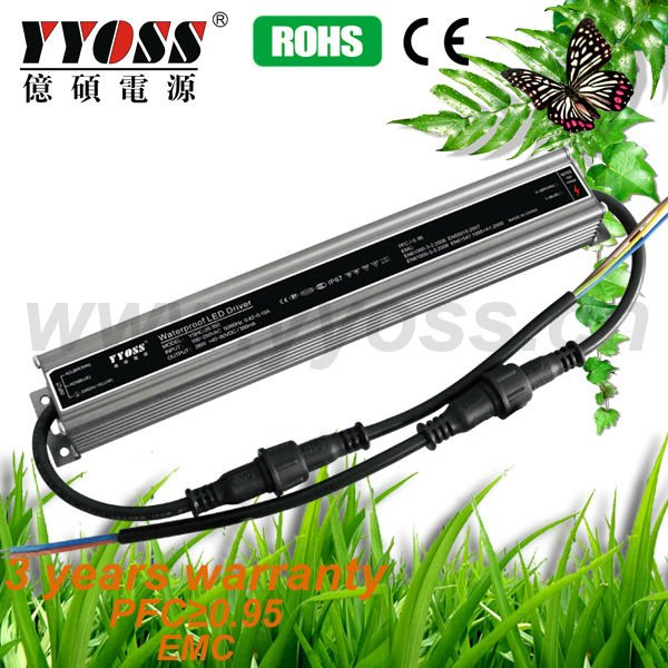 IP67 Outdoor Waterproof LED Power Supply 28w 350ma led driver constant current