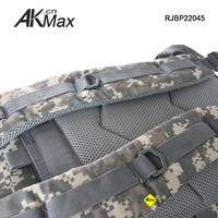 Government Issue Molle System Camping Backpack With Hydration Function