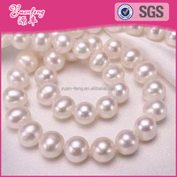 Wholesale good quality abs 8mm round glossy bulk acrylic pearl beads