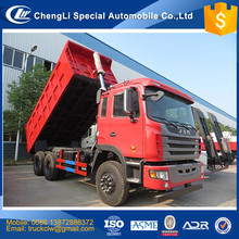 NEW High reliability JAC Gallop 6x4 dumper truck 30ton 40ton 50ton Dump truck HYVA Lifting system tipper truck Economy price