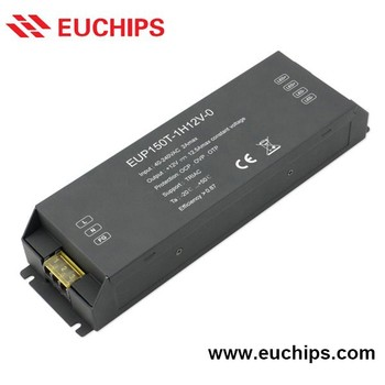 Chinese Manufacturer High Quality Constant Voltage 12V 150W Triac Dimmable LED Driver