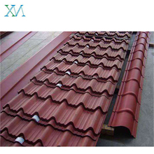 0.3-0.6mm Pre-Painted Galvanized Corrugated Steel Plate and Roofing Sheet