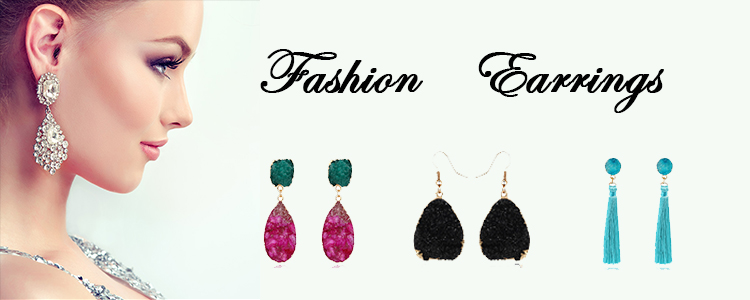 Free shipping big hollow acetate earrings retro stud earrings for women