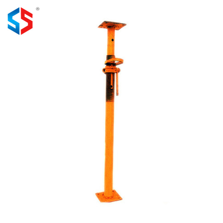 Adjustable Scaffolding Shoring Steel Prop For Building