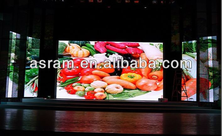DIP p10 full color indoor led display/ semi-outdoor full color led display p10 SMD DIP/ indoor led video