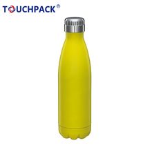 18/8 Double Wall Stainless Steel Vacuum Flask Water Bottle with Customized Color