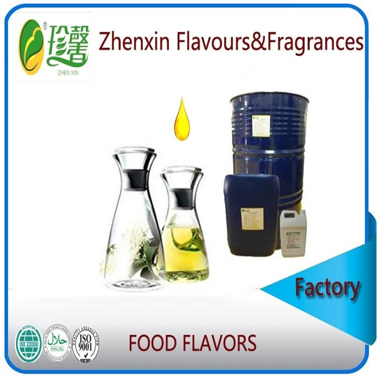halal liquid water/oil soluble food grade chemical fragrance, natural food fruit flavor essence